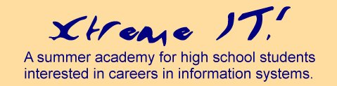 Xtreme IT! The Summer Academy